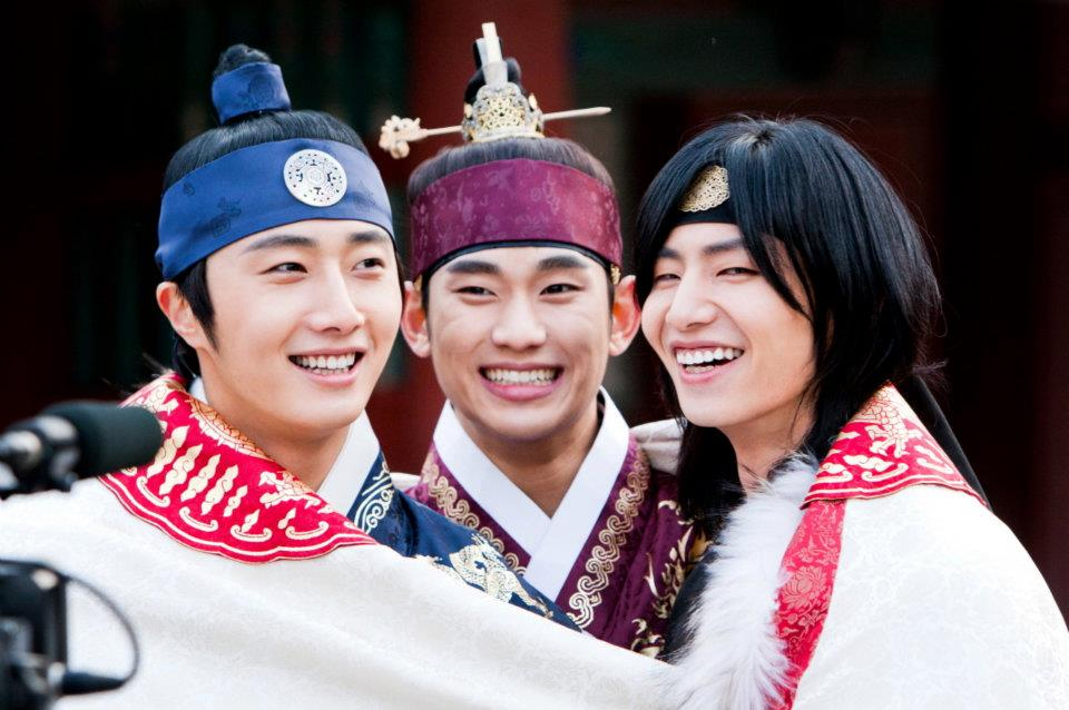 The Moon That Embraces The Sun E19 recap « Cadence