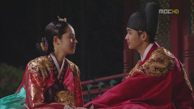 The Moon That Embraces The Sun E20 recap « Cadence