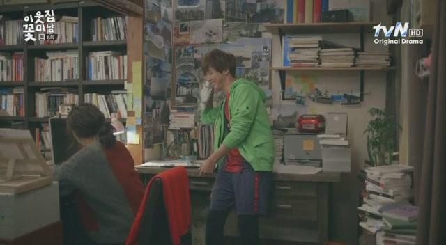 [tvN] 이웃집 꽃미남.E06.130122.만남의 연관 검색어는 인연과 악연.HDTV.XviD-WITH[(056081)07-02-42]