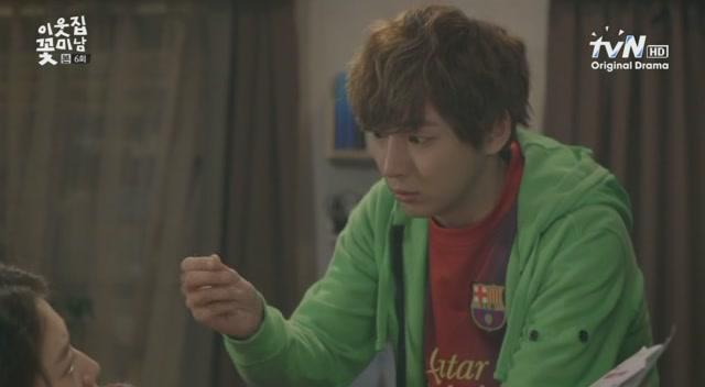 [tvN] 이웃집 꽃미남.E06.130122.만남의 연관 검색어는 인연과 악연.HDTV.XviD-WITH[(067286)03-19-58]