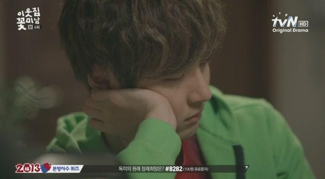 [tvN] 이웃집 꽃미남.E06.130122.만남의 연관 검색어는 인연과 악연.HDTV.XviD-WITH[(071647)07-06-24]