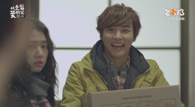 [tvN] 이웃집 꽃미남.E06.130122.만남의 연관 검색어는 인연과 악연.HDTV.XviD-WITH[(088933)07-13-36]