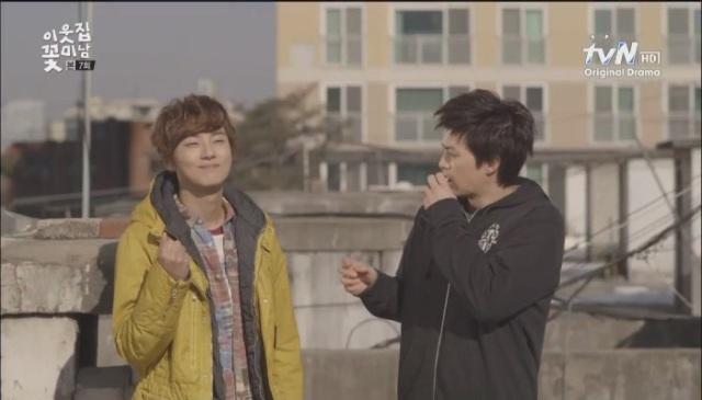 [tvN] 이웃집 꽃미남.E07.130128.HDTV.x264.720p-iPOP[05-00-49]