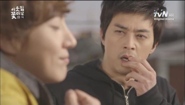 [tvN] 이웃집 꽃미남.E07.130128.HDTV.x264.720p-iPOP[05-01-29]