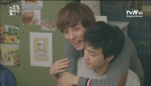 [tvN] 이웃집 꽃미남.E09.130204.아는 만큼 사랑한다. 사랑하는 만큼 안다.HDTV.H264.720p-WITH[04-10-06]