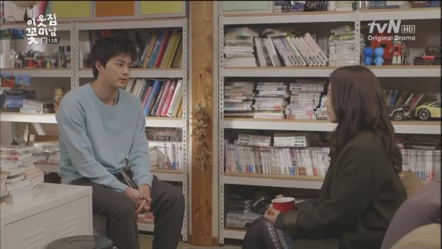 [tvN] 이웃집 꽃미남.E13.130218.HDTV.XViD-TVHQ[(033473)07-13-56]