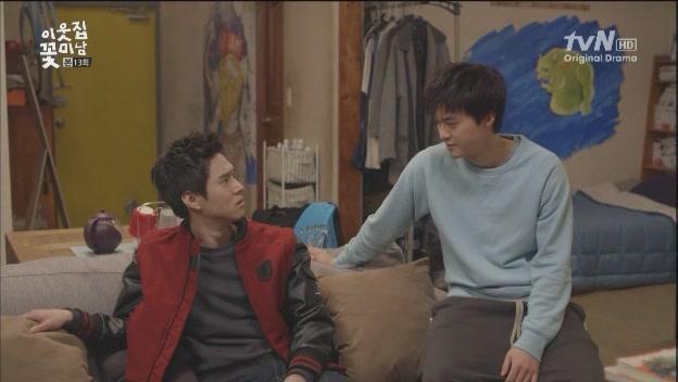 [tvN] 이웃집 꽃미남.E13.130218.HDTV.XViD-TVHQ[(051748)07-28-52]