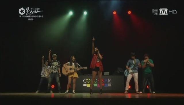 [Mnet] 몬스타.E07.130628.드디어 배틀! 칼라바 VS 올포원.HDTV.H264.720p-WITH[00-32-50]