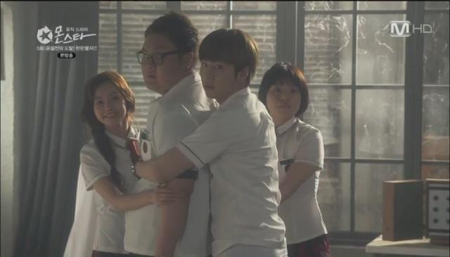 [tvN] 몬스타.E05.130614.한판붙자, 올포원!.HDTV.H264.720p-WITH[03-11-13]